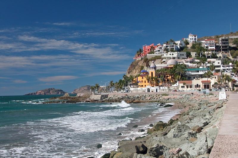 Mazatlán 1 Mazatlan Mermaid Beauty Test Beach