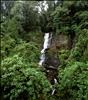 Panorama of Kadambi Falls