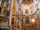 Vilnius, chiesa di Santa Teresa, interno