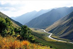 stunning landscapes of kazakhstan