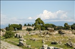 Paestum, looking at Temple of Ceres