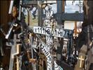 The hill of crosses by Dainis Matisons