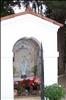 Treviso. Moncia, capitello in str. dell'Aeroporto, verso Castellana