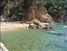 Nice beach on Catalonia's Costa Brava