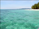 Green water - Bamboo Island