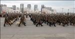 Victory Parade rehearsal, Репетиция Парада Победы 2005 - Ходынка