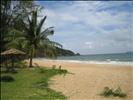 Sibu 1 - the beach