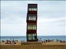 L' Estel Ferit, platja Barceloneta