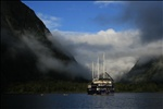 ship on milford sounds