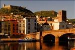 il ponte di Bosa (Italia,Sardegna)
