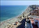 Fuengirola, view from El Puerto