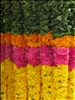 India - Colours of India - Flower garlands for sale 1