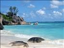 Seychelles - La Digue - Anse Source d'Argent