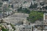 Amman - View from the Citadel hill
