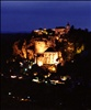 Rocamadour at night