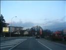 Avenue Louis Armand, à droite : la caserne des pompiers