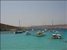 Malta Comino Blue Laggon