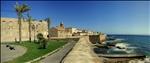 Alghero Old Town Panorama