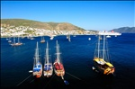View from Castle of St. Peter, Bodrum
