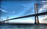 San Francisco - Bay Bridge HDR