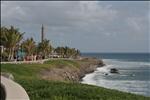 Lighthouse promenade