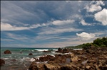 Montezuma rocky beach