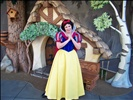 Snow White in the Hollywood Pictures Backlot