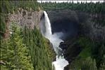 Helmcken Falls, Wells Gray Park, Clearwater, BC, Canada