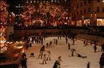 Rockefeller Center's Iceskating Rink