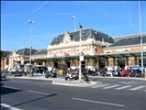 The main railway station of Nice - Gare de Nice - Der Hauptbahnhof von Nizza