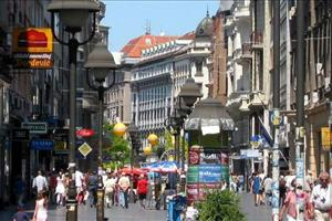 belgrade city centre