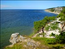 The coast of Gotland