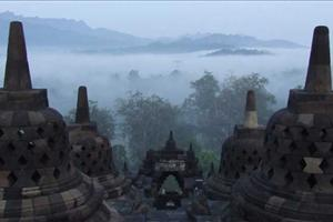 borobudar valley