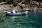 Little bay north Zakynthos