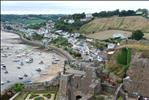 Looking Over Gorey Village