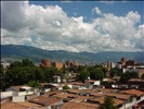 Medellin, Colombia on a clear day