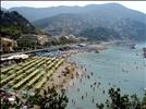 Strandje van Moneglia