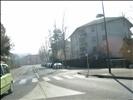 Avenue de la Gare, gare SNCF au fond
