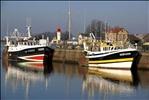 Honfleur, Normandie.