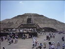 Equinox celebration in Teotihuacan