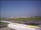 Landing at Ferihegy Airport