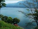 tuk tuk, samosir, lake toba, sumatra, indonesia