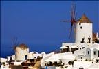 Oia windmills