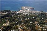 Honiara, Solomon Islands - aerial