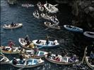Italy. Capri. Blue Grotto / Grotto Azzurra