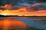 Sunset, Byron Bay