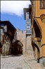 Straat in Oude Stad Plovdiv