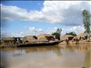 niger mopti-tombouctou villaggio pescatori bozo