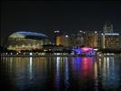 City Skyline, Marina Bay, Singapore