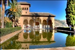 Alhambra Reflection